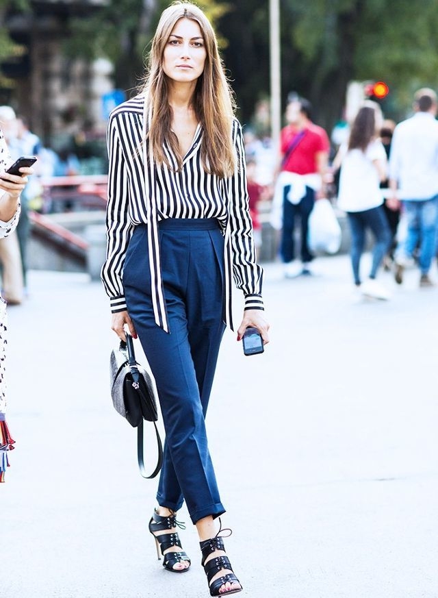 Die Veränderung zwischen einem Smart Casual Look und einem Business Casual Look