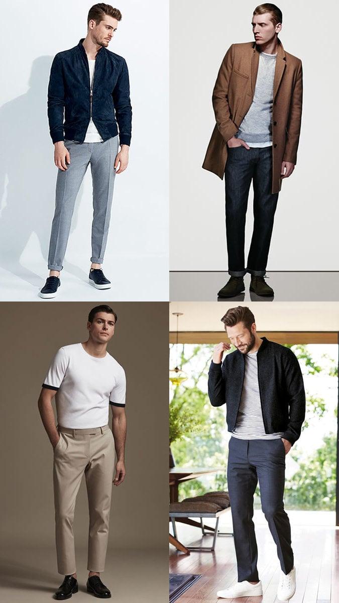 Herren Mode - Smart Casual ist derzeitiger Hit