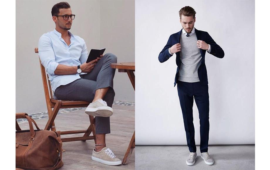 Herren Mode - Smart Casual ist total angesagt