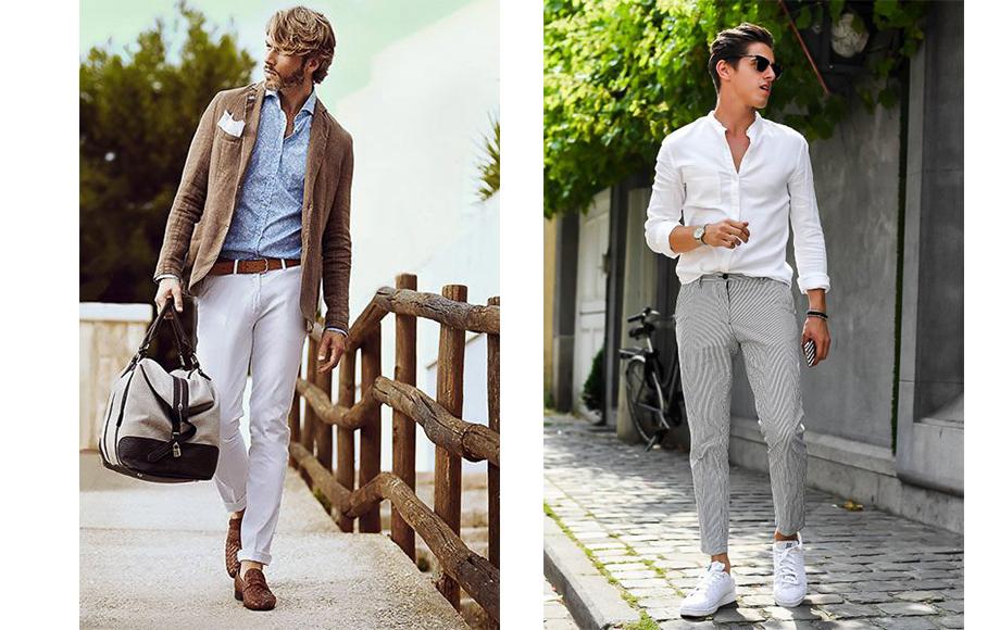 Tolle Idee für Smart Casual Look für Männer