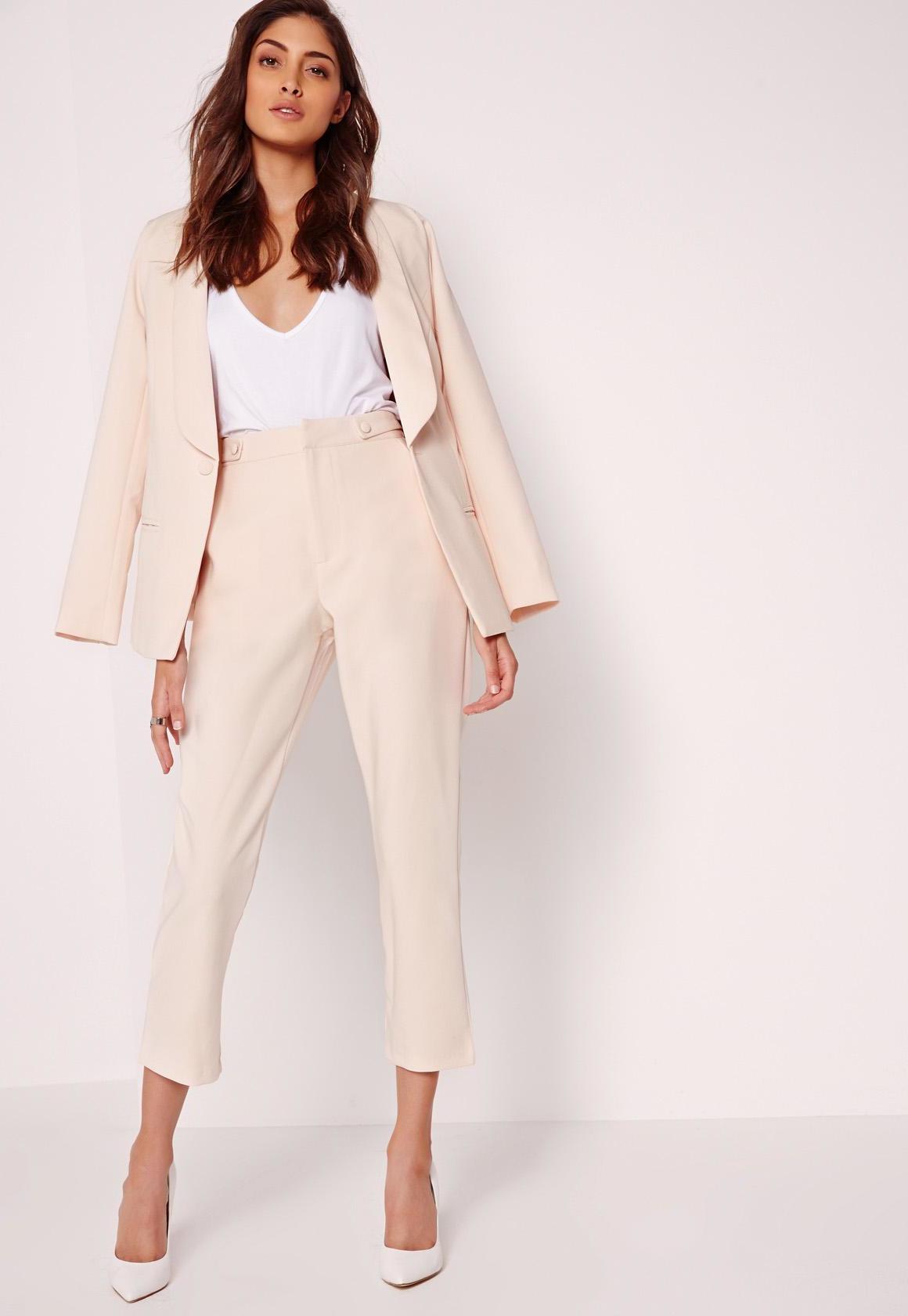 Weiblich und sanft - Smart Casual Outfit