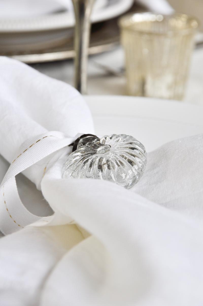 Servietten Valentinstag - festliche Tischdeko
