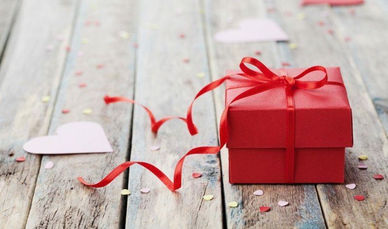 Valentinstag Geschenke selber machen die besten Ideen