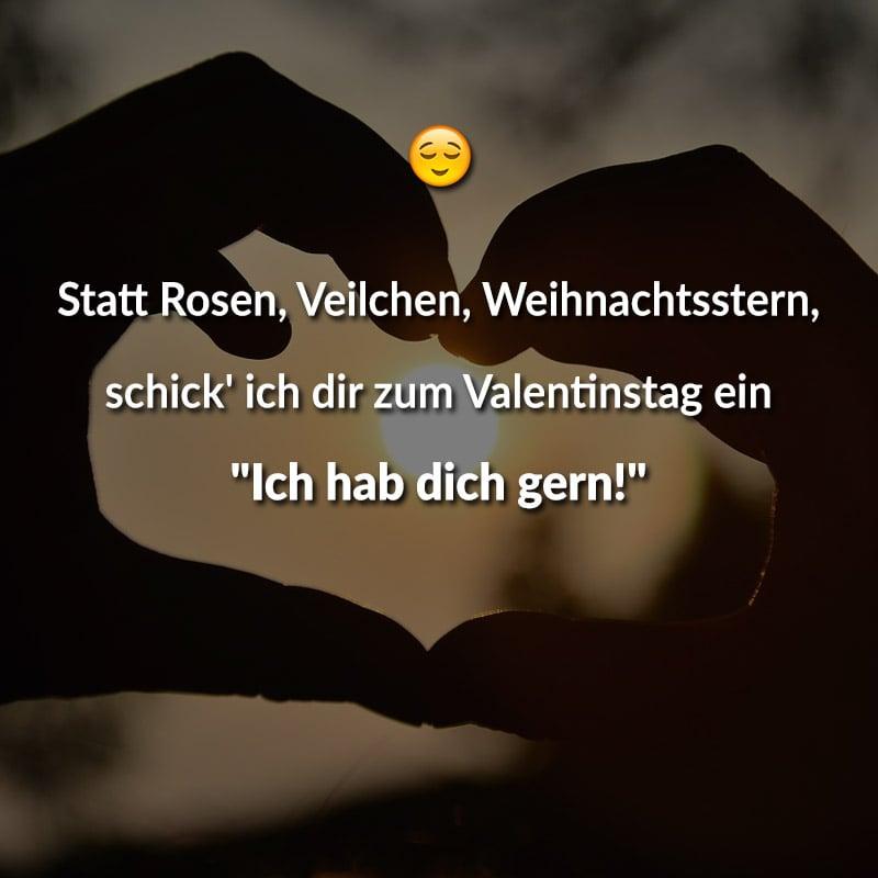 Lustige WhatsApp Sprüche Zum Valentinstag