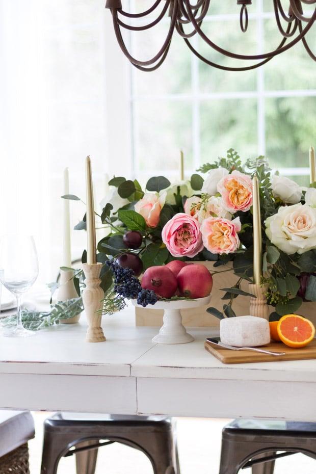 Valentinstag Tischdeko - Valentinstag Geschenk romantische Dinner