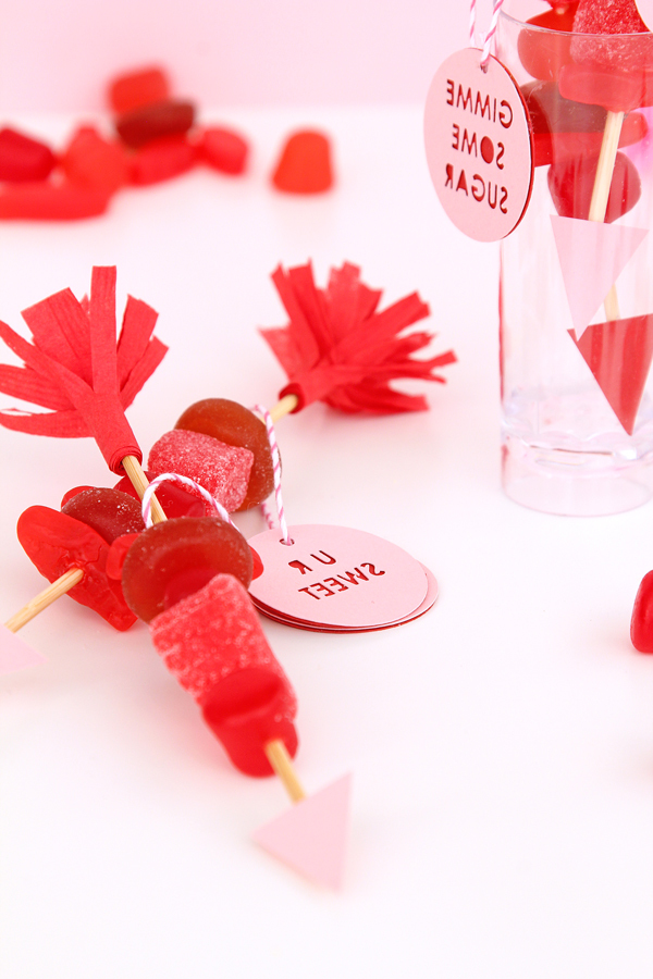 Tolle DIY Ideen für Valentinstag