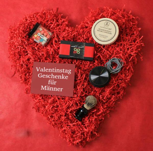 Tolle Valentinstag Geschenke für Männer