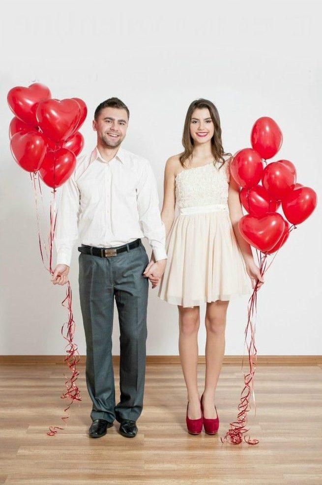 Die endgültige Rangliste für Valentinstag Geschenke - 1) Ich + Du = ein romantisches Date