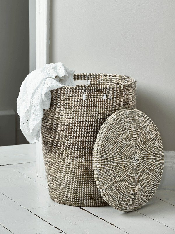 Brauchen Sie einen neuen Wäschekorb? - Hier finden Sie tolle Muster!