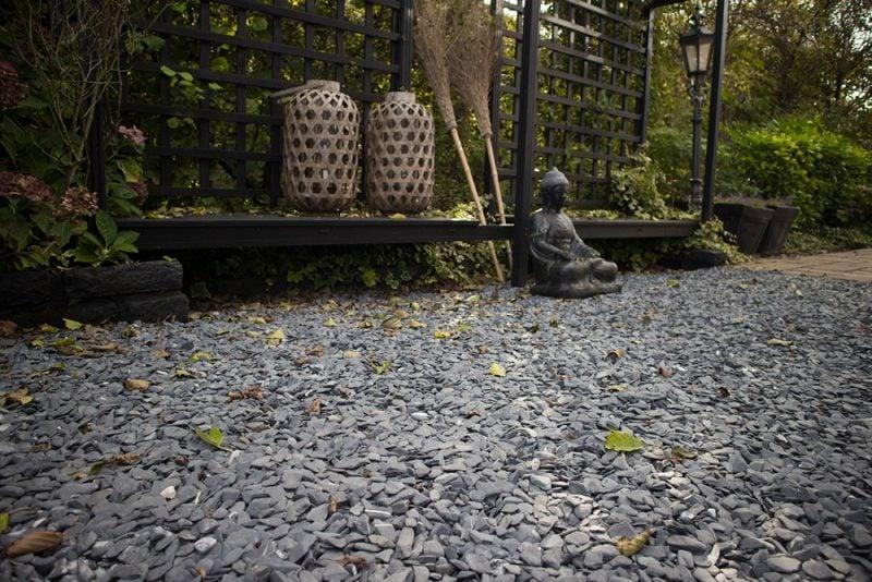 Der Zen-Garten - Symbol für Ruhe und Harmonie