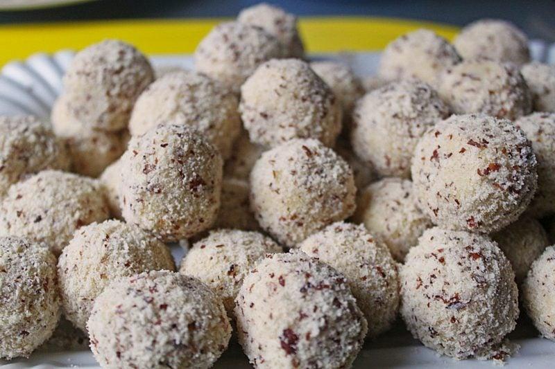 Rezepte Ostern Pralinen Eierlikör selber machen