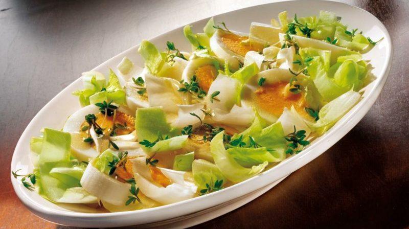 Eiersalat ohne Mayo selber machen