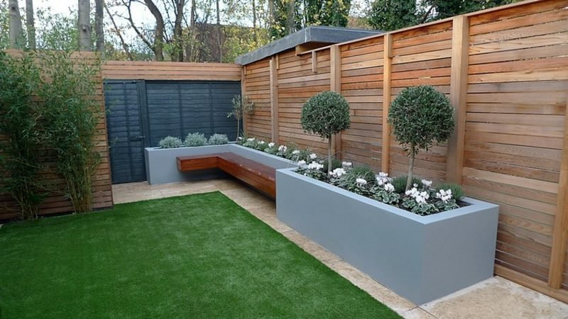 Holzpaneele Garten Royalcleaning Club