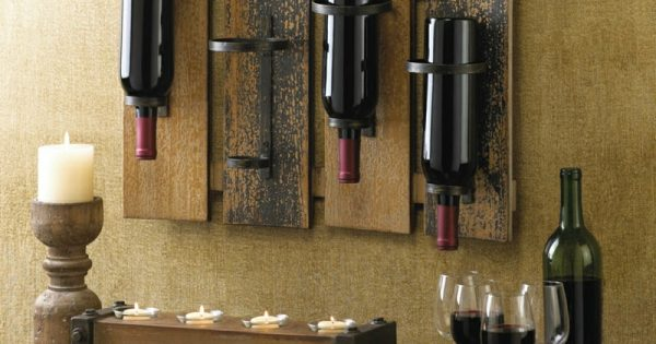 wanddeko holz inspirierende ideen zum selbermachen. Black Bedroom Furniture Sets. Home Design Ideas