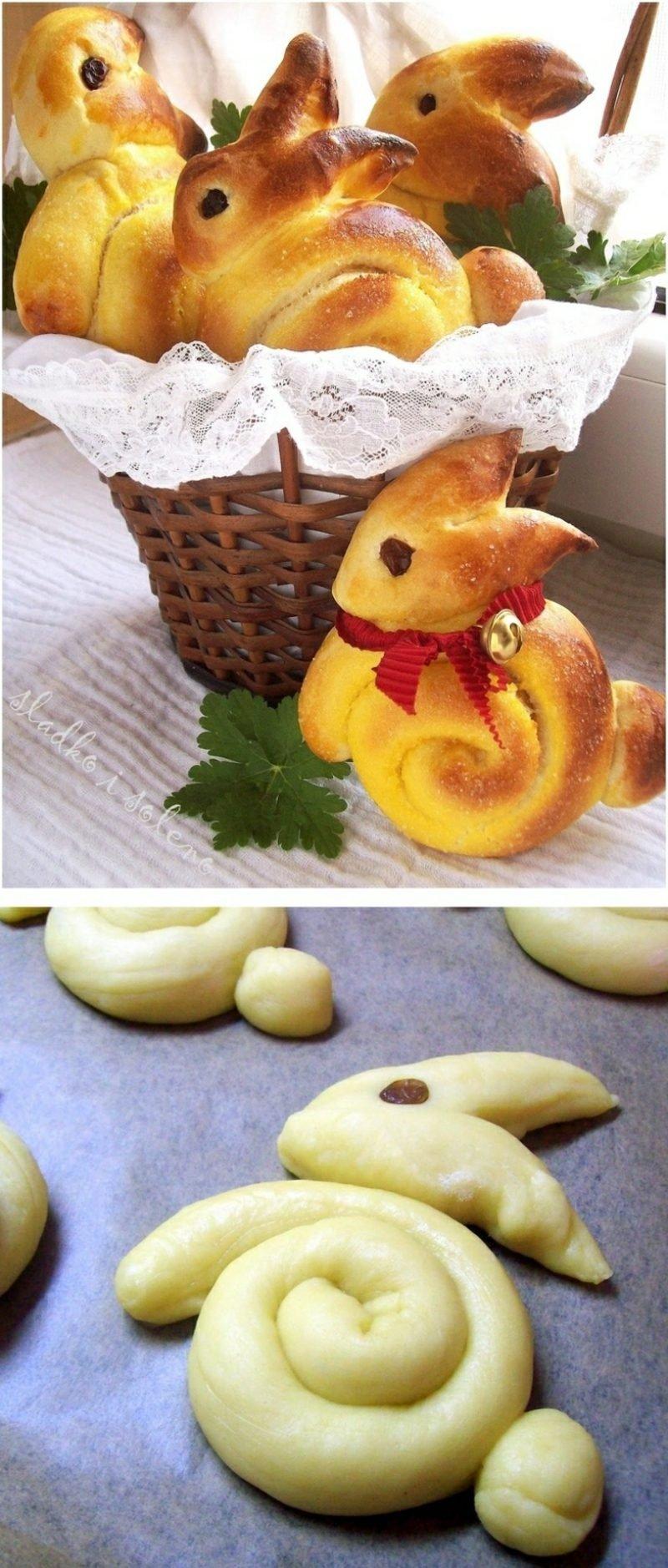 Ostergeschenke basteln Osterkekse