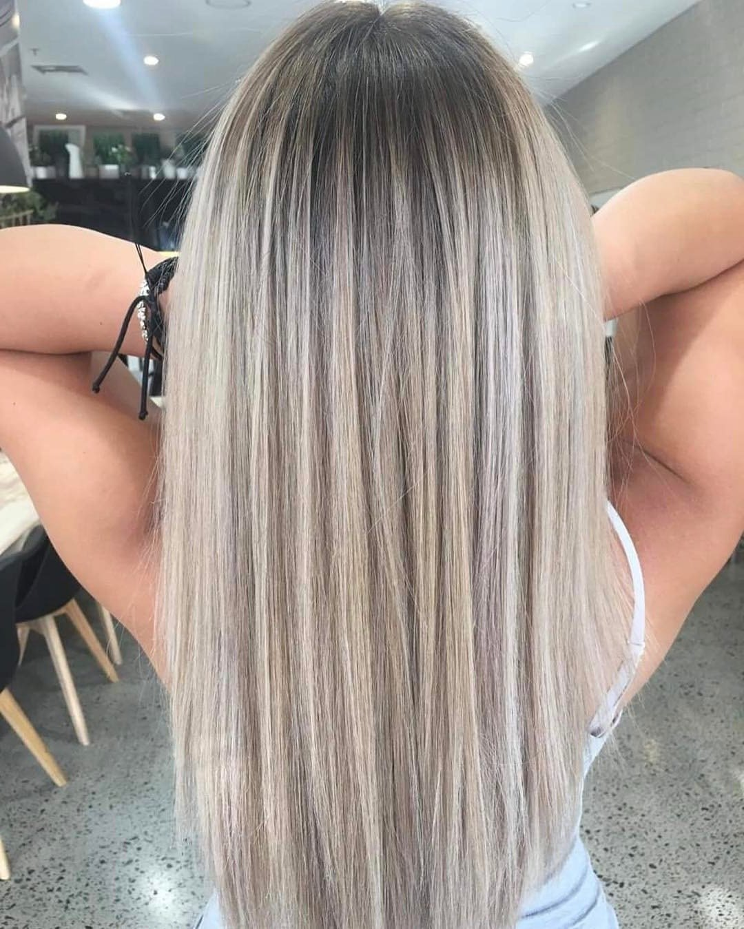 wunderschone naturliche blondine