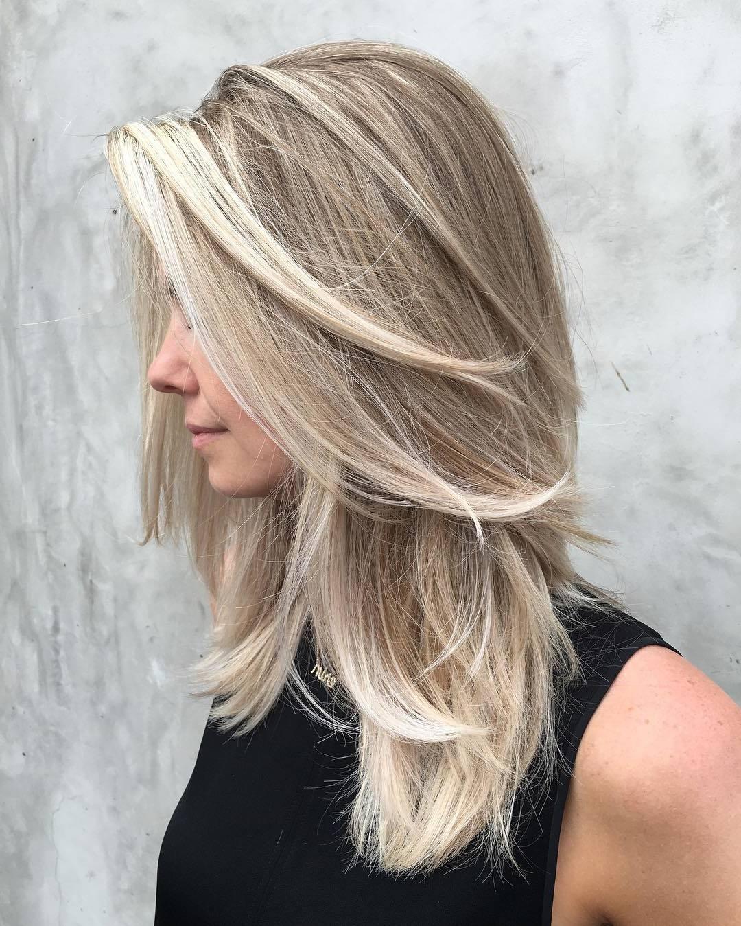 Tipps zu hellblonden Haaren