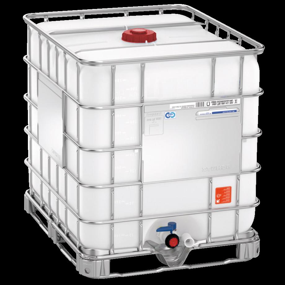 Das würfelförmige Wunder - IBC Container