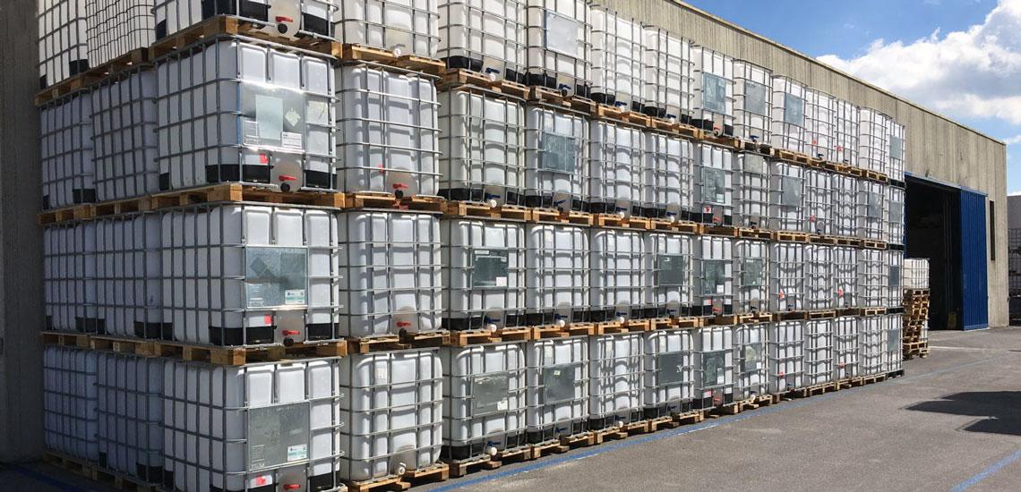 Im Großen und Ganzen ist der IBC Container ein echter Allrounder