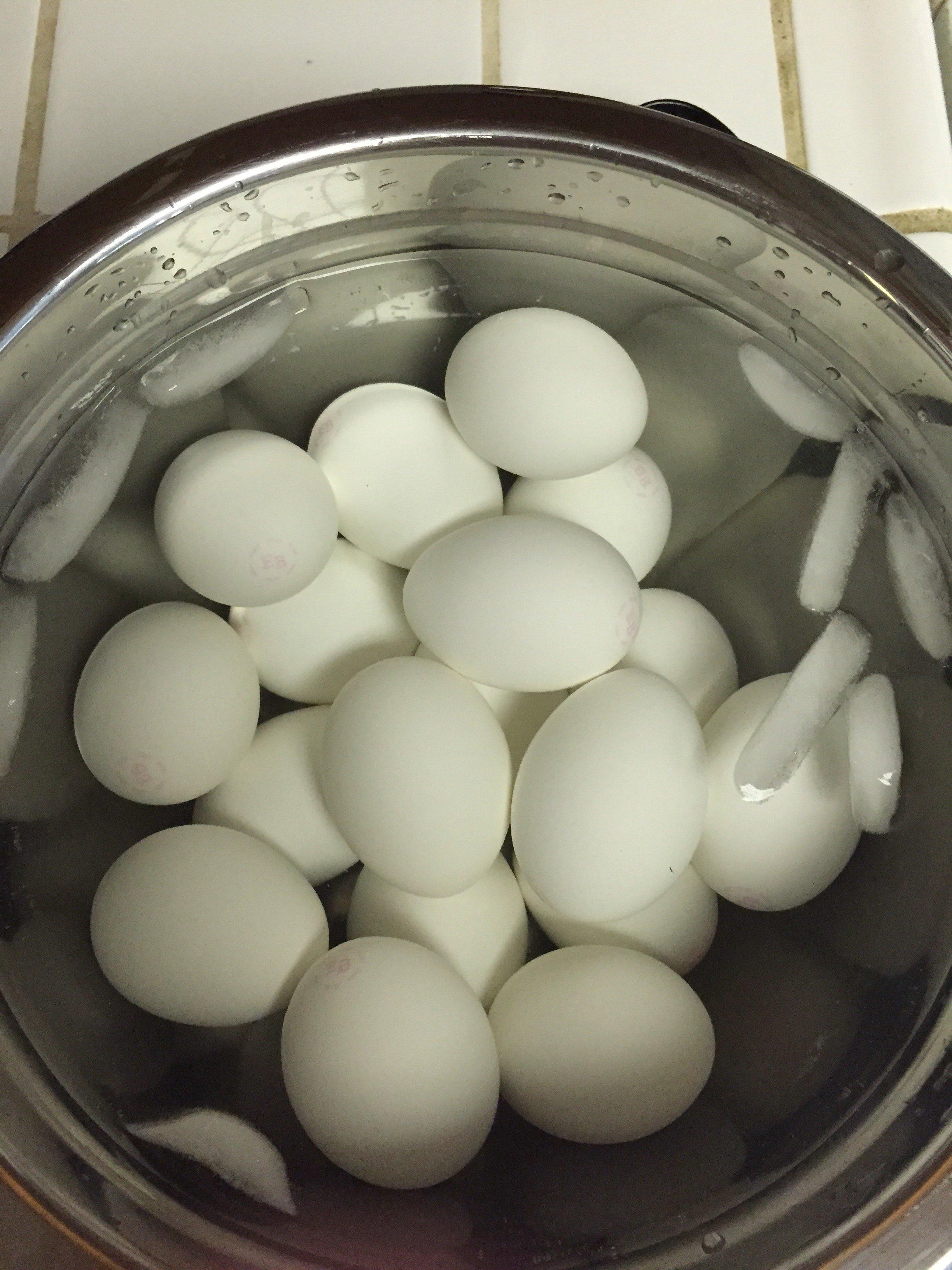 Eier kochen Anleitung