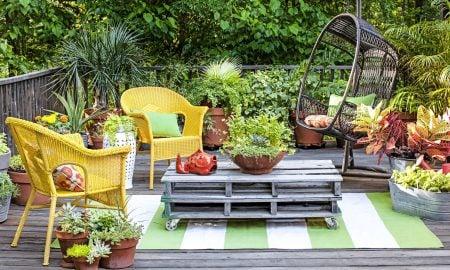 Garten anlegen für Faule