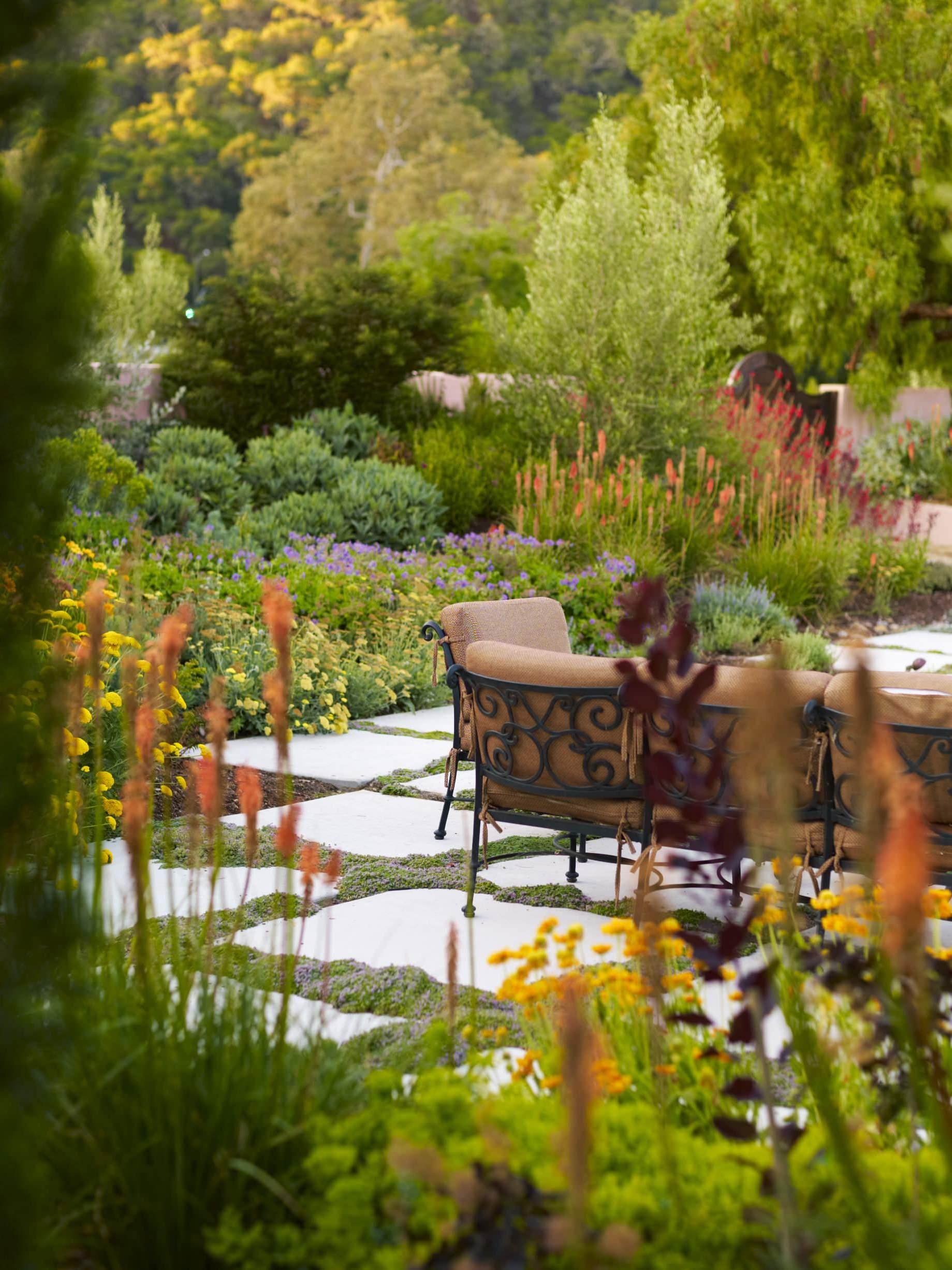 Garten anlegen - wunderbarer Garten