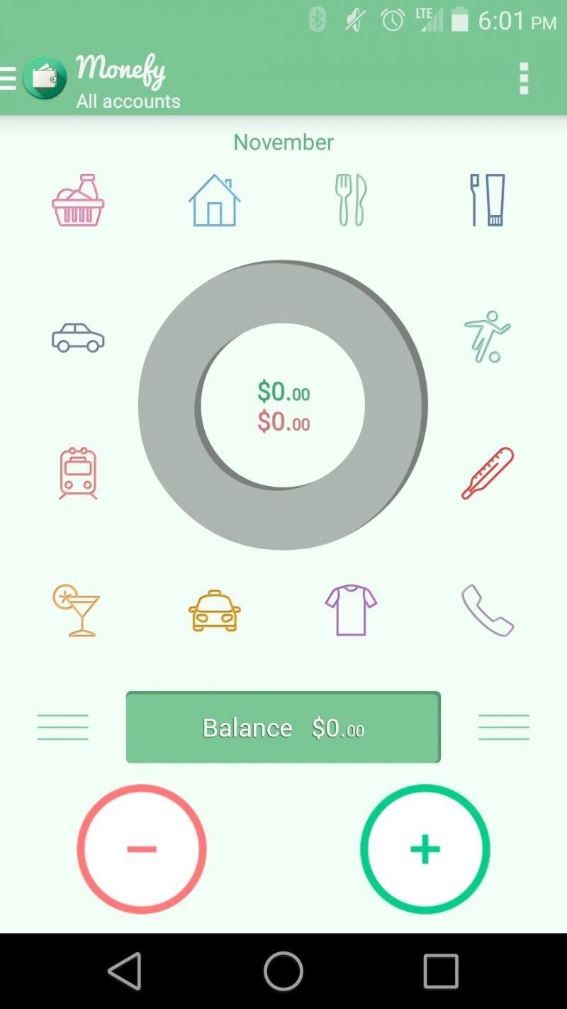 Geld Sparen Tipps - Sparen Sie Geld einfacher mit Monefy App