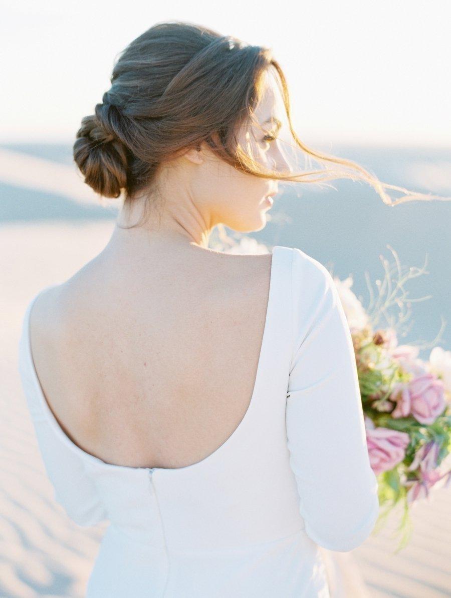 Hochsteckfrisur für mitellage Haare: Finden Sie hier tolle Inspirationen