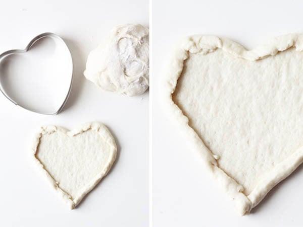 Frisch Gebacken Leckere Ideen Mit Herz Form Zum Valentinstag
