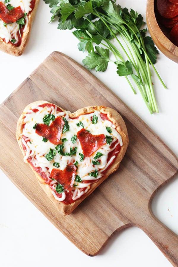 Ideen mit Herz zum Valentinstag Essen