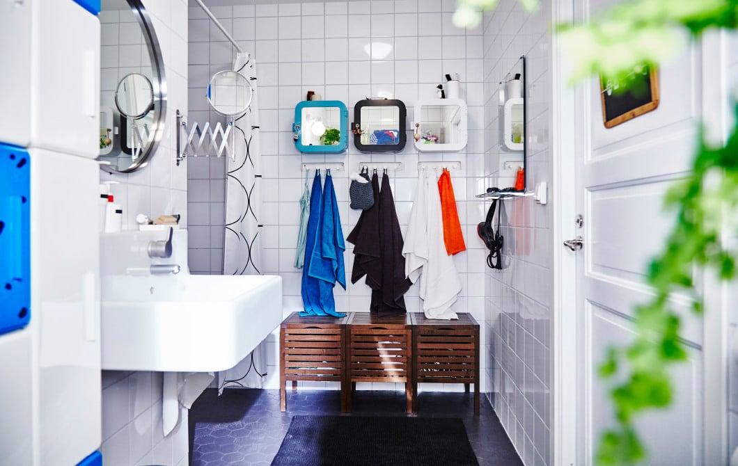 IKEA Badmöbel - voller Funktionalität und Feinheit