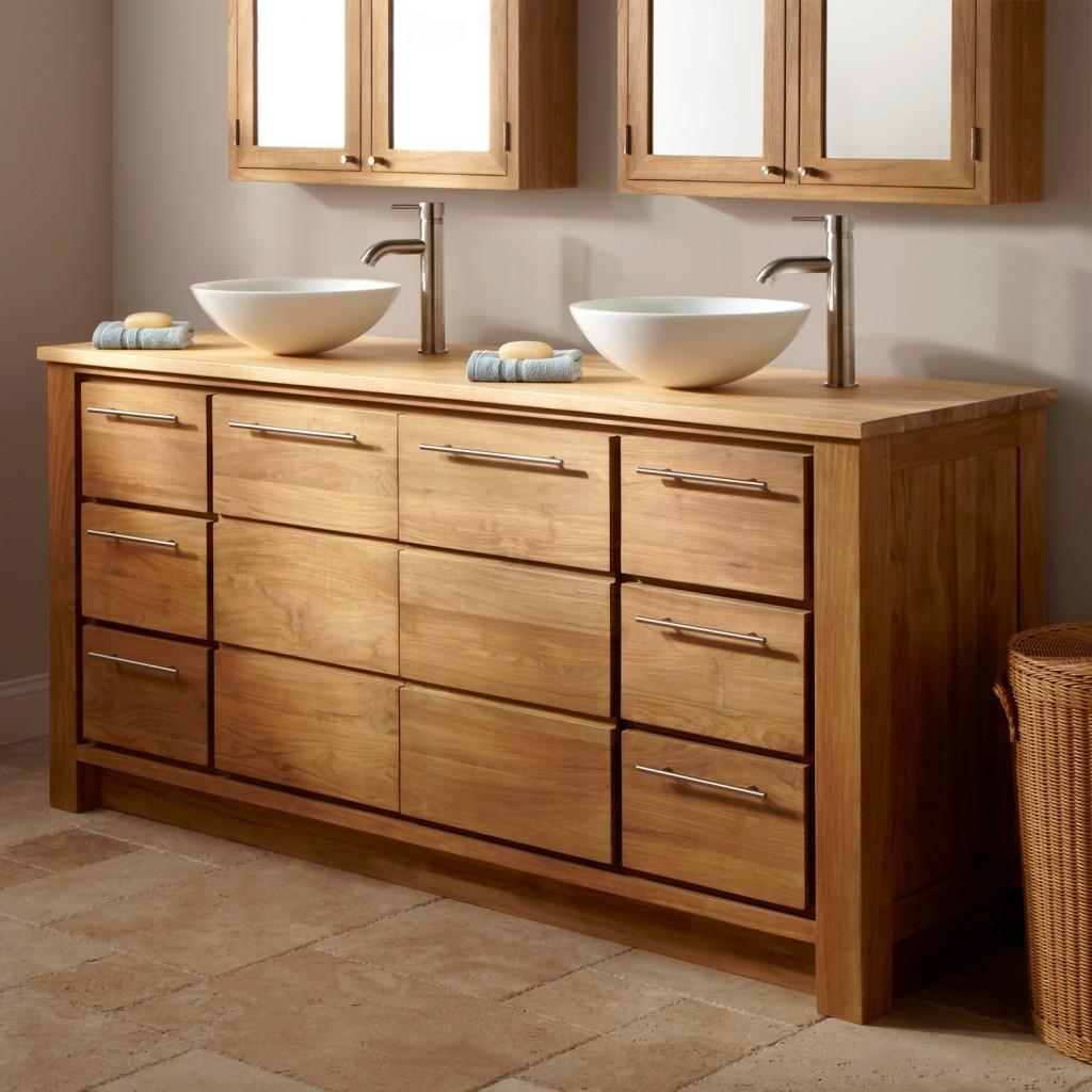 IKEA Badmöbel - voller Funktionalität und Feinheit - Badezimmer ...