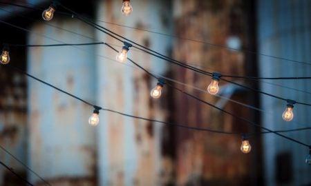 Lampengestaltung mit Textilkabeln