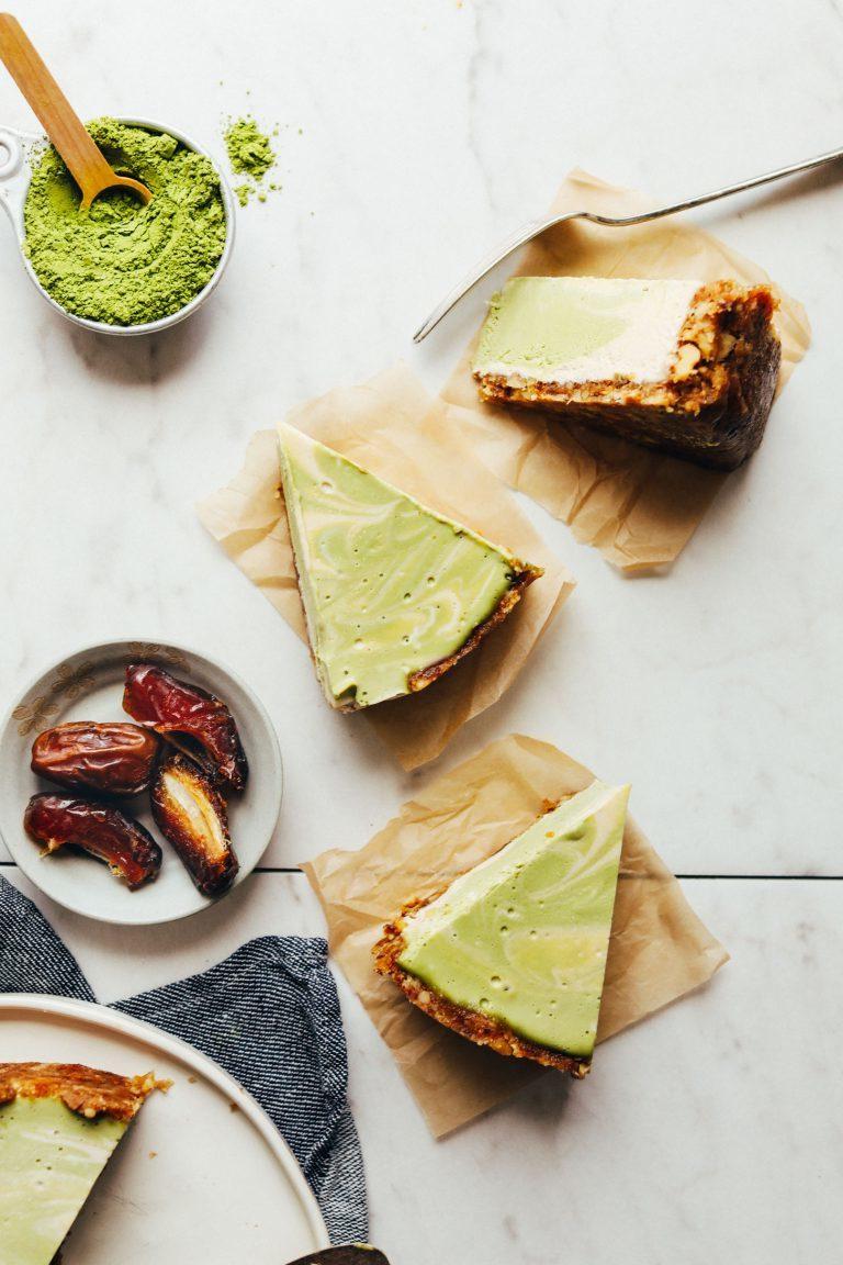 Rezept #2: super knuspriger Low Carb Käsekuchen mit Boden