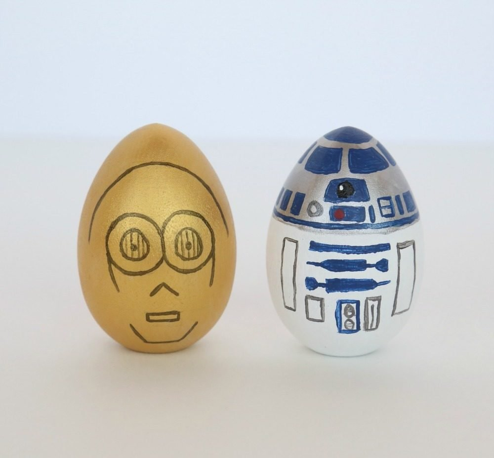 Star Wars Inspirationen zu Ostern