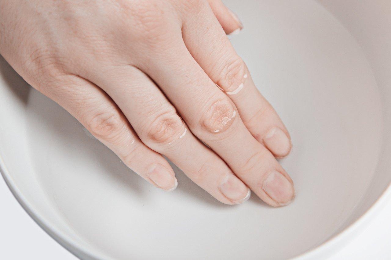 Nagelmodellage Acryl Nägel selber machen