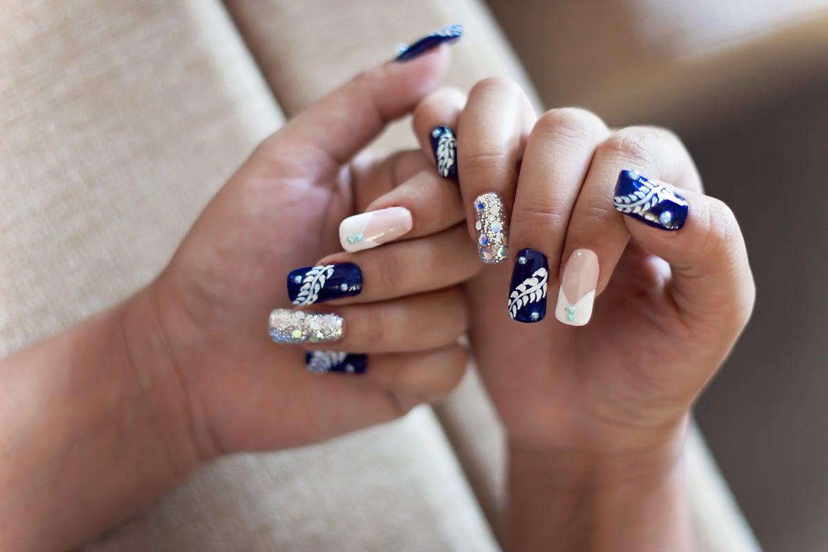 Künstliche Nägel selber machen und Nageldesign wählen
