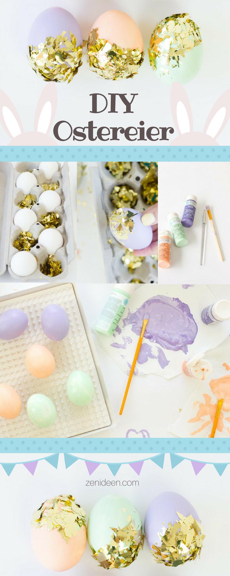 Noch viele kreative Ideen für Ostereier ohne Farbe Färben finden Sie da unten. Wir wünschen Ihnen viel Spaß beim Basteln und frohe Ostern!