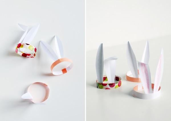 DIY Vasen aus Ostereier in Form von Osterhasen basteln - Lesen Sie hier, wie eine umwerfende Osterdeko selber zu basteln