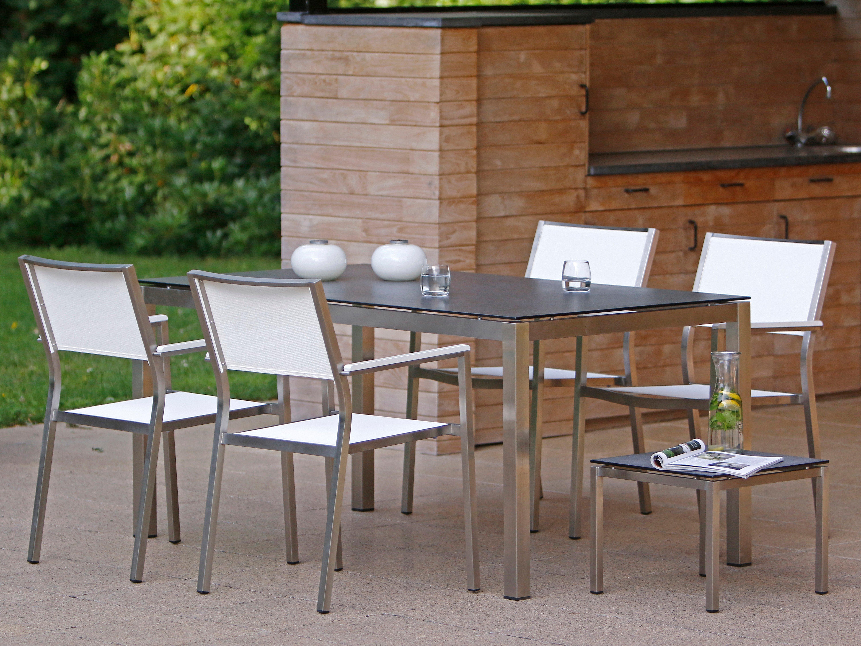 Moderne Gartengestaltung für die Terrasse