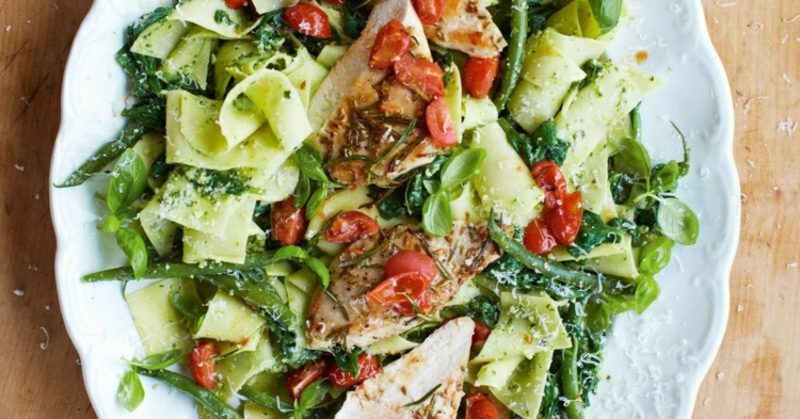 Jamie Oliver 15 Minuten Rezepte Pasta