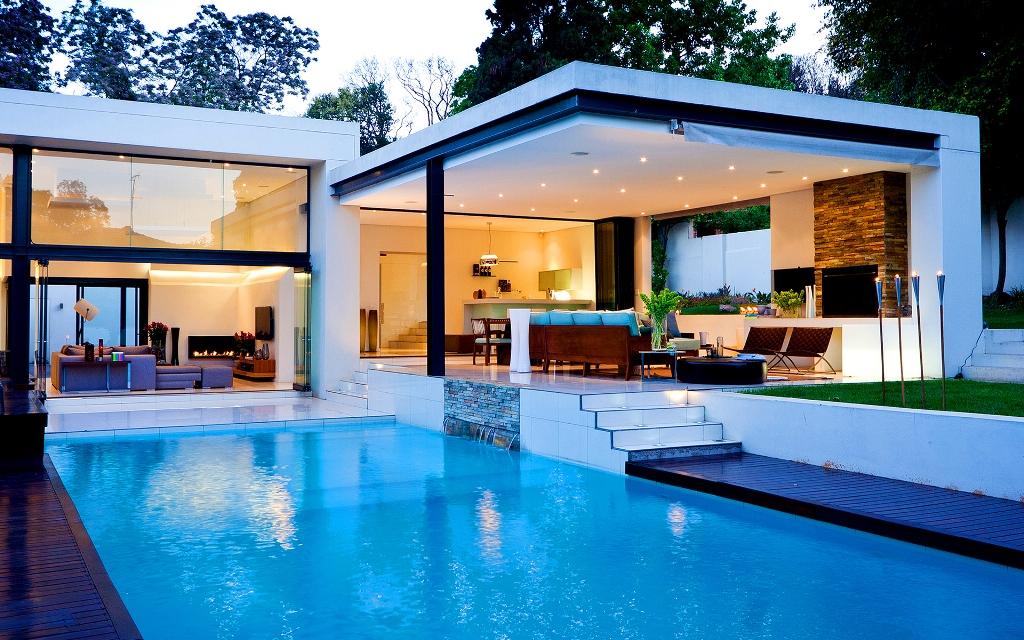 Der eigene Pool im Garten: Luxus für jeden Geldbeutel - Pooldesign ...