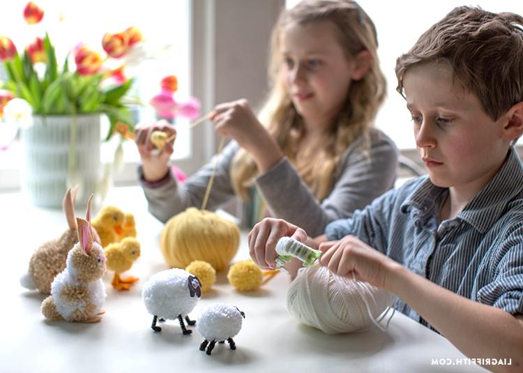 Willkommen in die Welt,die mit umwerfenden Bastelideen Ostern für Kinder gefüllt ist,und wo Sie Ihre Kreativität und Fantasie entfalten können