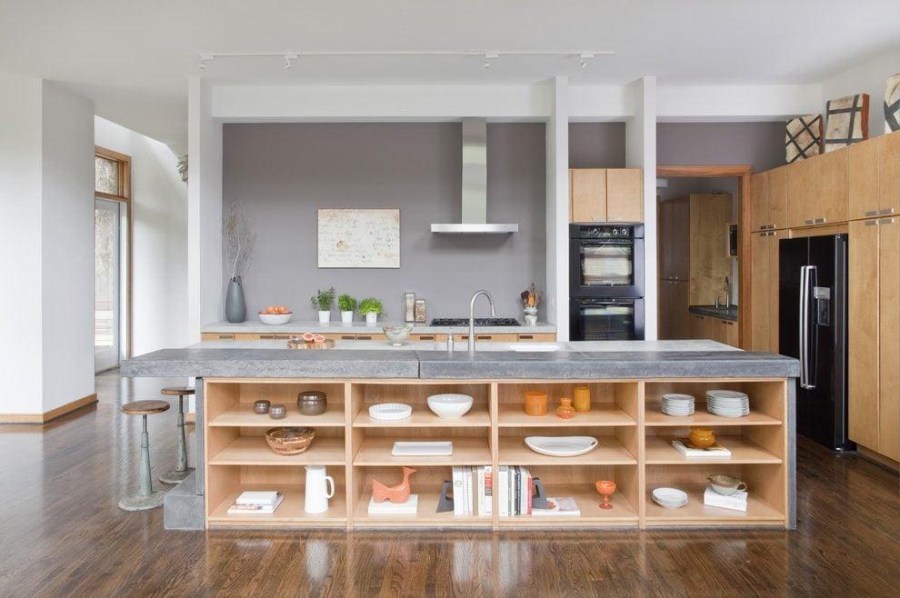 Designideen für Ihr Eigenheim, so können Sie jede Minute in Ihrer Küche genießen!