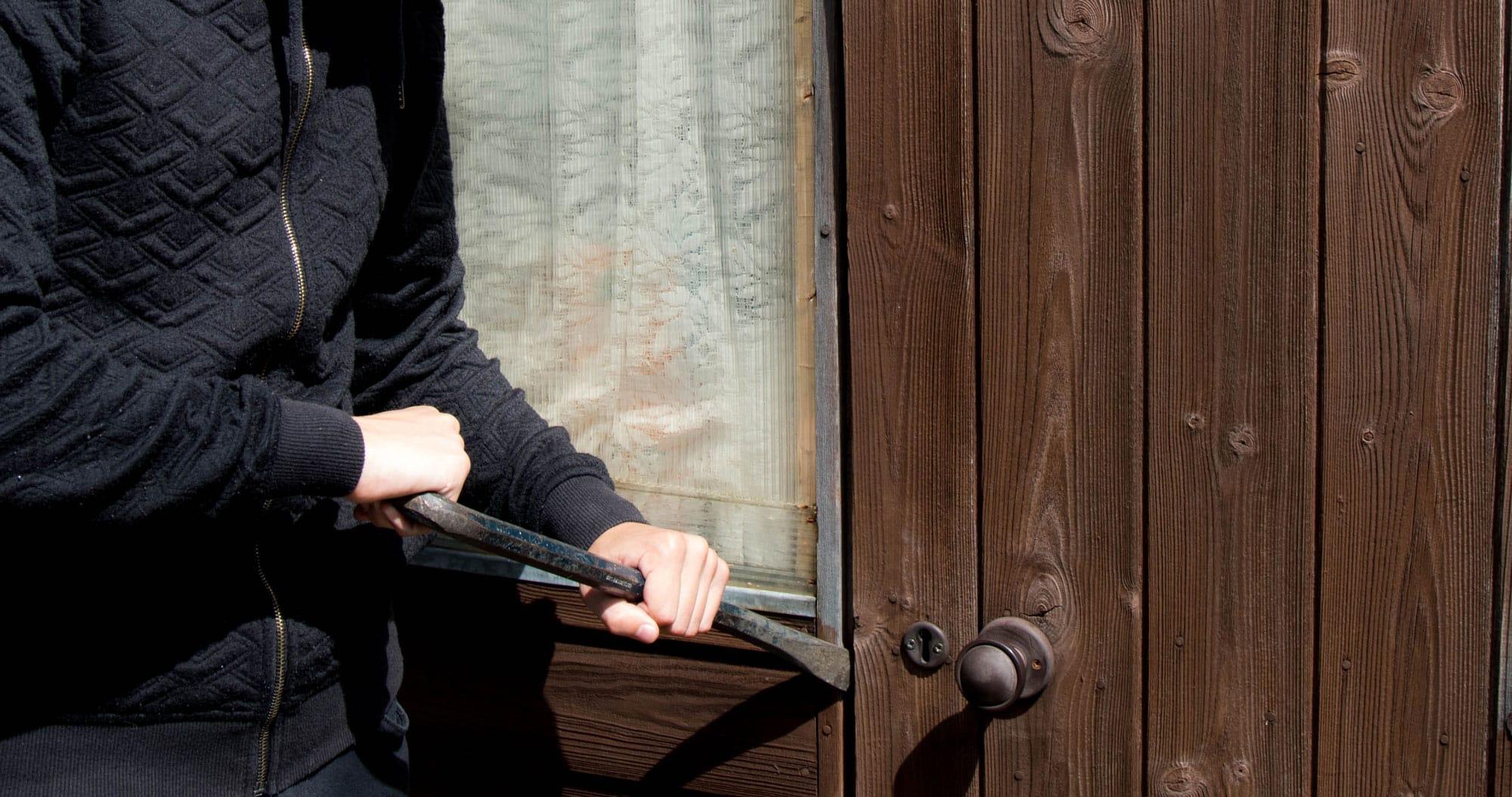 Das Heim vor Einbrechern schutzen