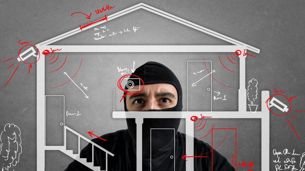 Einbruchschutz - Schutzen Sie Ihr Eigenheim