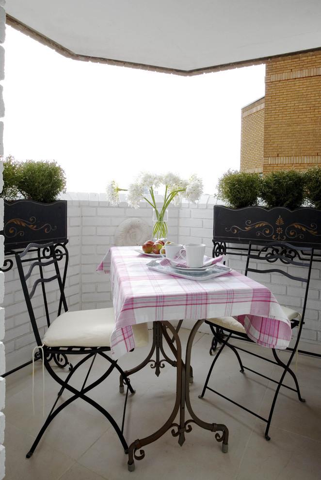 Französischer Balkon Gartengestaltung