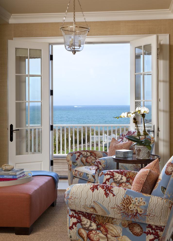 Französischer Balkon Sommer Gestaltung