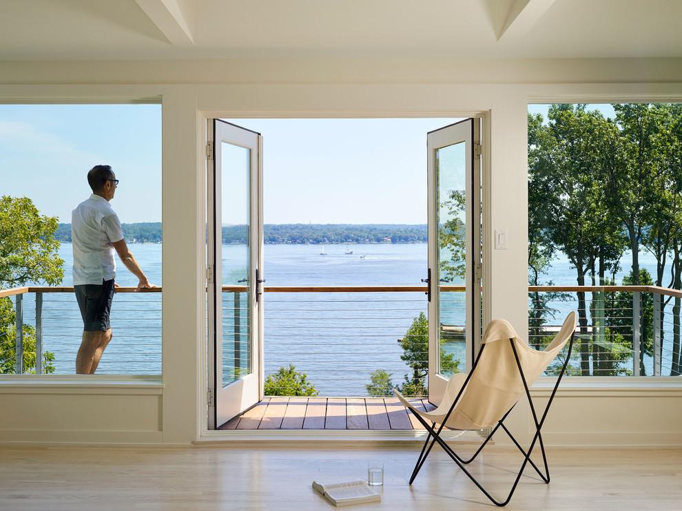 Französischer Balkon modern gestalten