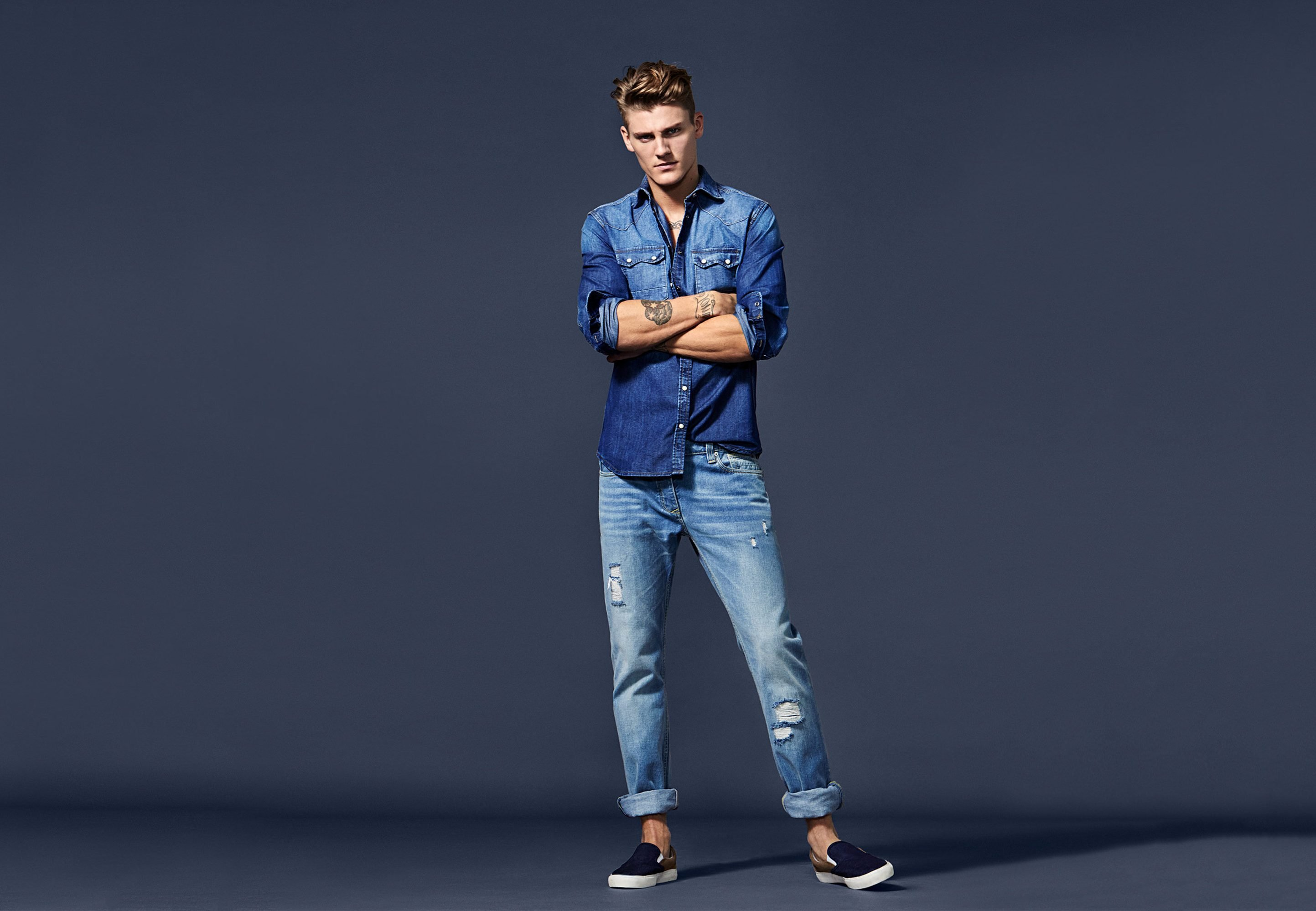 Herren Jeans: Das Alltime-Männer-Outfit ist aus Denim!